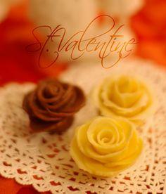 デコレーション教室 La Rose Cherie(ラ・ローズ・シェリー) -薔薇のチョコレート バレンタイン特別講座