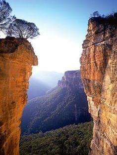 The Blue Mountains, NSW, Australia
