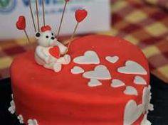 Red Velvet Valentine! Dessert Recipes, Desserts, Greek Recipes, Red Velvet, Food, Cakes, Tailgate Desserts, Deserts, Eten