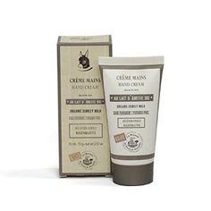 Hand cream with Organic Donkey milk 75ml - La Maison du Savon de Marseille