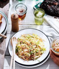 Coleslaw recipe, Curtis Stone :: Gourmet Traveller