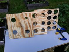 Square Foot Garden Planting Templates