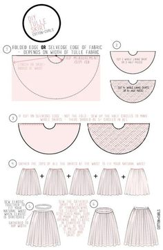 pinner writes VERY simple tulle skirt tutorial, would be cute for a slip under a. - pinner writes VERY simple tulle skirt tutorial, would be cute for a slip under a too short skirt as well. Diy Tulle Skirt, Tulle Skirt Tutorial, Diy Dress, Tulle Skirts, Dress Skirt, Tulle Dress, Tulle Tutu, Long Tule Skirt, Skirt Outfits