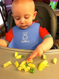 Oh! Apostrophe: Baby Led Weaning