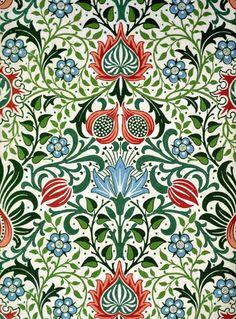 William Morris, Persian Design