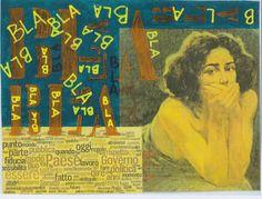 BLA BLA BLA collage