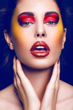 Beauty Scene Exclusive: After Dark by Ruo Bing Li, via Behance