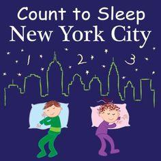 Count to Sleep New York City by Adam Gamble