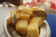 Fried Maize - Milho Frito (Soren Lauridsen) by Madeira Islands Tourism, via Flickr, Madeira, Portugal