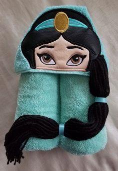 Kids Hooded TowelPrincess Hooded Towel For by RenegadesCreations