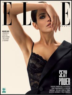 Amanda Wellsh lands the June 2018 cover of ELLE Brazil. The Brazilian model poses in two separate covers captured by Will Vendramini. On the first… Vogue Magazine Covers, Fashion Magazine Cover, Fashion Cover, Elle Magazine, Bella Hadid, Catsuit, Rihanna E, Young Celebrities, Kendall Jenner Outfits