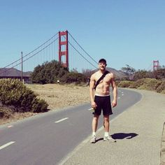 Pin for Later: 21 Reasons Looking Star Russell Tovey Should Be Your New British Obsession Sometimes, he totally discards pieces of clothes in public. Shirtless Actors, Russell Tovey, Jake Bugg, Complicated Love, Hot Actors, Celebs, Celebrities, Film Movie, Movies
