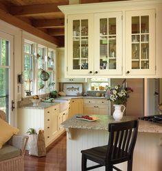 Small Kitchen Ideas Traditional Kitchen Designs Glass