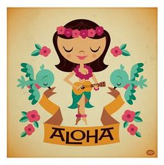 """Aloha"" by Dave Perillo"