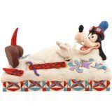 Jim Shore for Enesco Disney Traditions Goofy Skiing Figurine 4Inch -- Visit the image link more details.