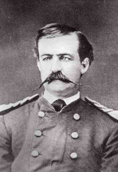 Gustavus C Doane. This Day in History: Mar 1, 1872: Yellowstone Park established http://dingeengoete.blogspot.com/