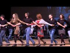 """▶ Χοροί Καρύστου: """" ΚΑΒΟΝΤΟΡΙΤΙΚΟΣ """" - YouTube"""