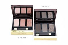 The Beauty Look Book: Tom Ford Ombré Eye Color Trio Preview: In the Pink and She Wolf