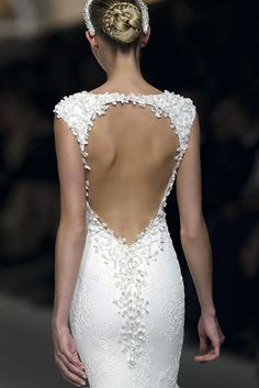 Wedding dresses for sexy brides. Don't miss this post if you would like to show your sexiest look on the best day of your life. Belle Wedding Dresses, Stunning Wedding Dresses, Designer Wedding Dresses, Bridal Dresses, Wedding Gowns, Wedding Attire, Wedding Bride, Wedding Day, Wedding Tips
