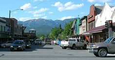 favorite places Downtown Whitefish, Montana