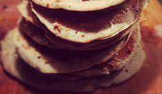 Skinny American Teff Flour Pancake Recipe | Great Body & Skin