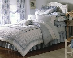 Laura Ashley Home Sophia Bedding Collection