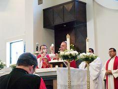 Fr. Juan F. Anzora's Installation Ceremony. 09/13/2014