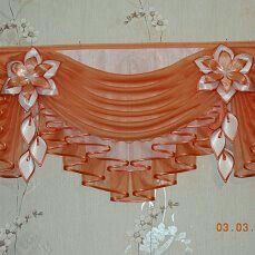 Discover thousands of images about Odnoklassniki Home Curtains, Kitchen Curtains, Window Curtains, Window Curtain Designs, Drapery Designs, Rideaux Design, Kitchen Window Treatments, Window Dressings, Window Coverings