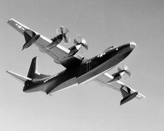 Convair R3Y Tradewind -- Last of the Great Flying Boats