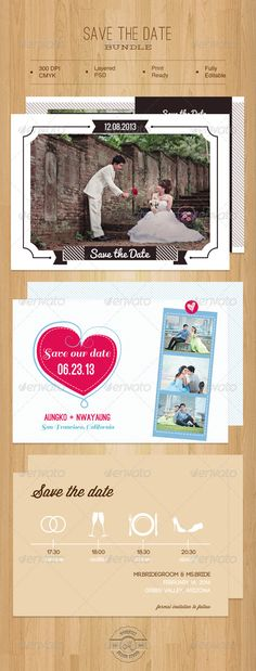 Save The Date Bundle