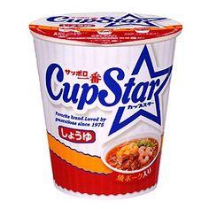 No. 38 SANYO FOODS Sapporo Ichiban CupStar Shoyu 71g