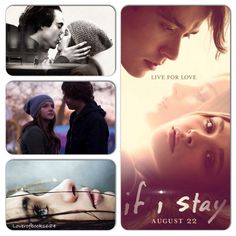 If I Stay collage 2