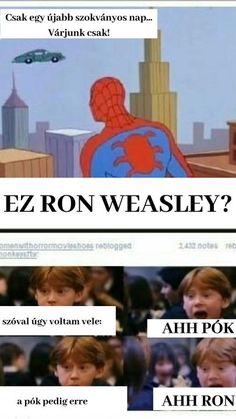 Ron Weasley, Harry Potter, Wattpad, Marvel, Reading, Memes, Funny, Books, Libros