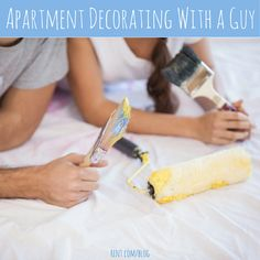 Moving in with your significant other is a big step in every relationship. Check out these tips for apartment decorating with a guy, even when your tastes seem drastically different.