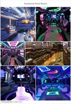 AWESOME PARTY BUSES