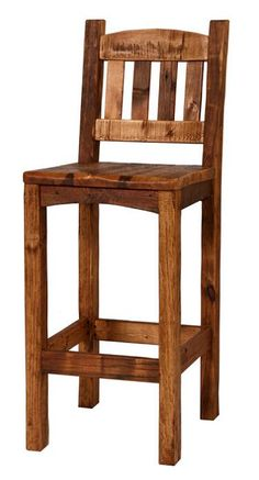 Rustic Bar Stools - Rustic, Log and Mission Wood Bar Stools More. Your plans must be produced by a professional artisan. If the individual or individuals who prepared your plans would not really use them themselves, then. Log Bar Stools, Timber Bar Stools, Rustic Bar Stools, Rustic Chair, Bar Chairs, Kitchen Chairs, Dining Chairs, Room Chairs, Diy Kitchen
