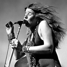'When I sing, I feel like when you're first in love. It's more than sex. It's that point two people can get to they call love, when you really touch someone for the first time, but it's gigantic, multiplied by the whole audience. I feel chills.' - Janis Joplin {19/01/1943-04/10/1970} #janisjoplin #quote #rip #27club #music #musician #sing #singer #singing #pieceofmyheart #summertime #psychedelic #acid #soul #rock #woodstock #concert #gig #60s