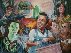 """""""One Flew Over The Rainbow"""" 