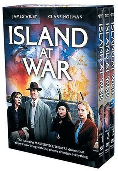 Island at War - Masterpiece Theatre fantastic series  about Hitler's army invading the Channel Islands and holding it's residents hostage for five years.