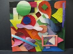 Check out student artwork posted to Artsonia from the Cardboard Abstract Assemblages project gallery at North Gwinnett High School.