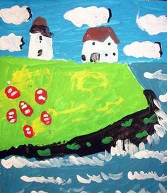 Artsonia Art Museum :: Artwork by MaudeLewis1