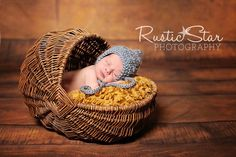 Newborn Photographer | Baby Picture  Rustic Star Photography    www.FB.com/BestNewbornPhotographers