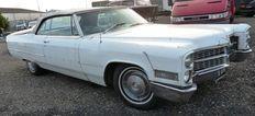 Cadillac Deville convertible - 1966
