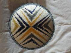 ON SALE Handmade Sisal Basket, Large African Basket, Woven Wall Basket, Christmas gift, African basket wall decor, Ungo Basket , Gift