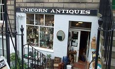 10 of the best craft and vintage shops in Edinburgh I want to visit.
