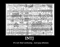 Really, it's actually pretty clear  :-)  #INTJ