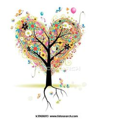 Happy Heart Tree #herestoyourhealth #herestoherhealth