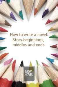 #amWriting | How to write a novel: Story beginnings, middles and ends