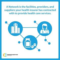 "What is a Network? A Network is the facilities, providers, and suppliers your health insurer has contracted with to provide health care services. Your insurance company can tell you which providers are ""in-network"" (they may also be called ""preferred-providers"" or ""participating providers""). If a provider is ""out-of-network,"" they are not approved by your health plan and it will cost you more to see them. Keep in mind: networks can change. Check with your provider each time you make an…"