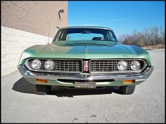 1971 Ford Torino 500 Sedan 302 CI, Automatic #Mecum #KansasCity
